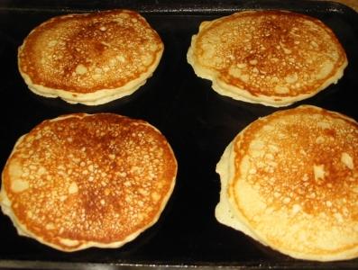 Buckwheat Sourdough Pancakes | Northwest Sourdough ...