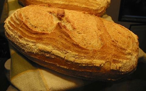 second loaf