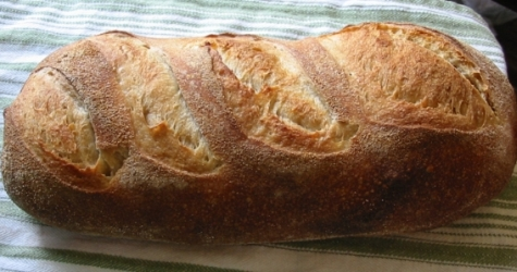 first loaf
