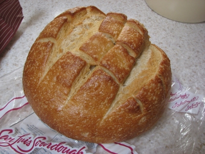 San Luis Sourdough